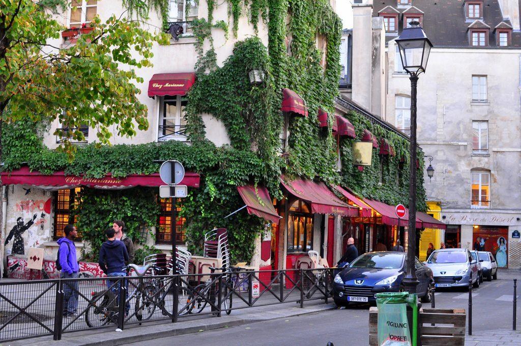 Le Marais paris francia