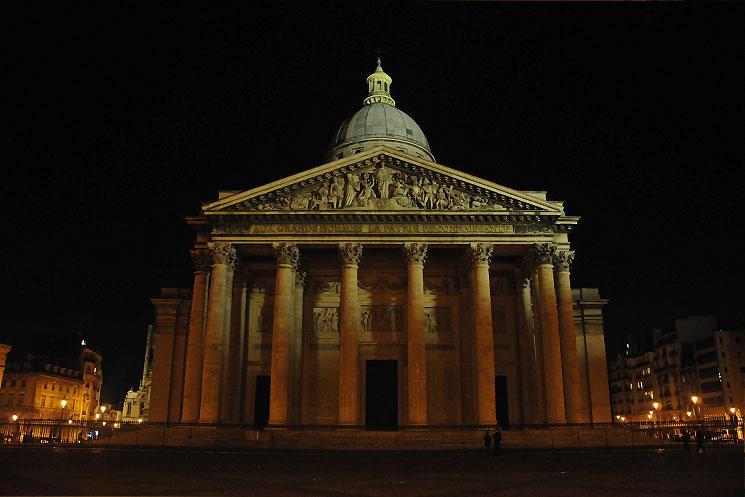 Panteón paris francia