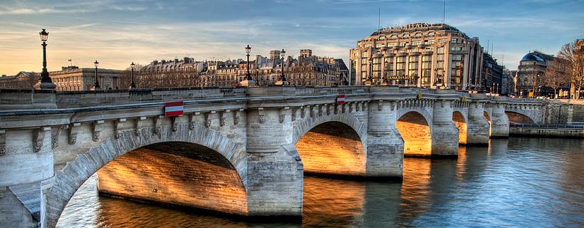 Pont Neuf y Sena