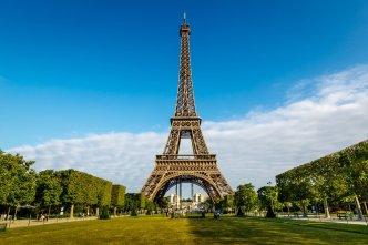 Torre Eiffel en paris