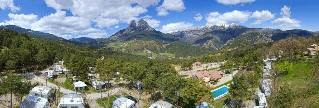 camping repos del pedraforca catalunya cataluña 2018