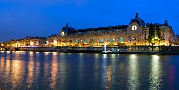 Museo de Orsay paris francia