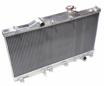 radiador coche furgoneta nuevo brillante