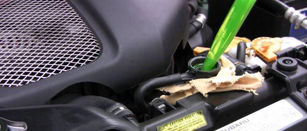 rellenar liquido refrigerante verde anticongelante volkswagen t1 t2 t3 t4 t5 t6