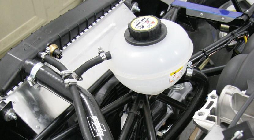 tanque expansion liquido anticongelante radiador falta liquido anticongelante